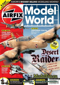 Airfix Model World - Issue 13 (December 2011)