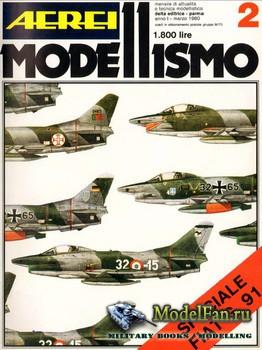 Aerei Modellismo №2 1980