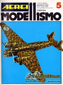 Aerei Modellismo №5 1980