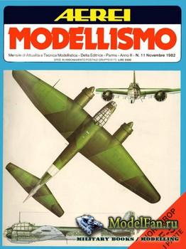 Aerei Modellismo №11 1982