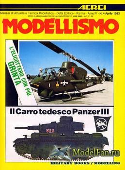 Aerei Modellismo №4 1983