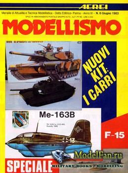 Aerei Modellismo №6 1983