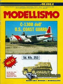 Aerei Modellismo №9 1984