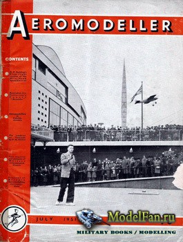 Aeromodeller (July 1951)