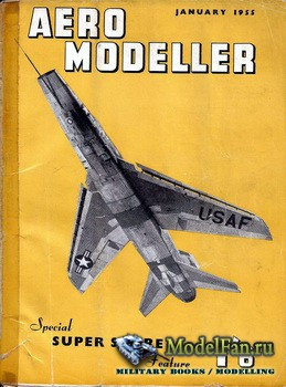 Aeromodeller (January 1955)