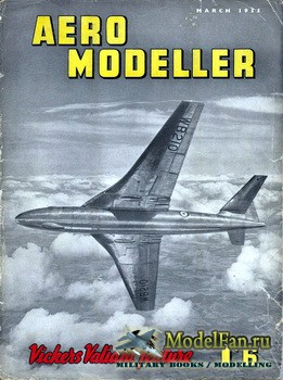 Aeromodeller (March 1955)