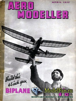 Aeromodeller (April 1955)