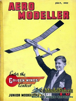 Aeromodeller (July 1955)