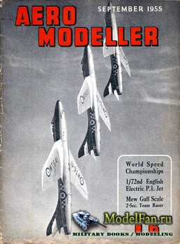 Aeromodeller (September 1955)