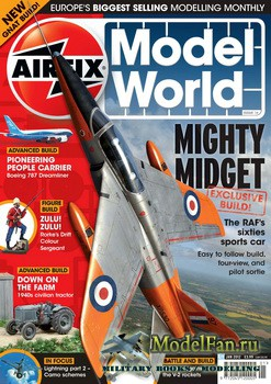 Airfix Model World - Issue 14 (January 2012)