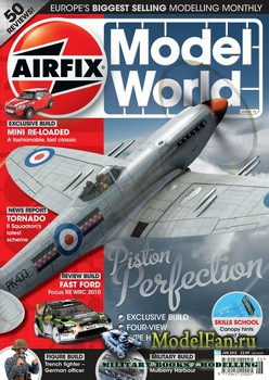 Airfix Model World - Issue 19 (June 2012)