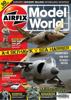 Airfix Model World - Issue 20 (July 2012)