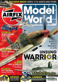 Airfix Model World - Issue 21 (August 2012)