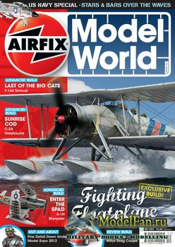 Airfix Model World - Issue 25 (December 2012)