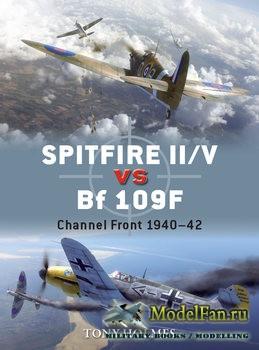 Osprey - Duel 67 - Spitfire II/V vs Bf 109F