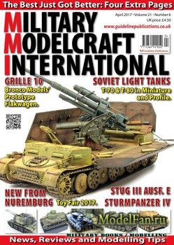 Military Modelcraft International №4 2017