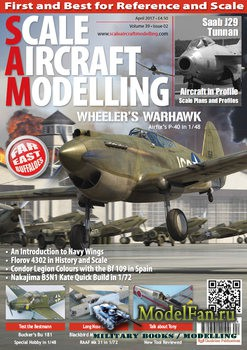 Scale Aircraft Modelling (April 2017) Vol.39 №2