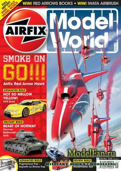 Airfix Model World - Issue 26 (January 2013)