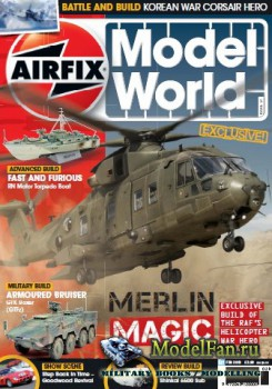 Airfix Model World - Issue 27 (February 2013)