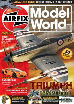 Airfix Model World - Issue 28 (March 2013)