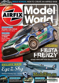 Airfix Model World - Issue 29 (April 2013)