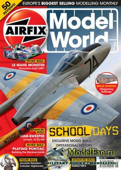 Airfix Model World - Issue 30 (May 2013)