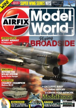 Airfix Model World - Issue 32 (July 2013)