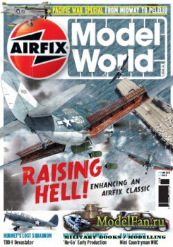 Airfix Model World - Issue 34 (September 2013)