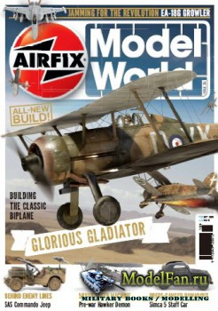 Airfix Model World - Issue 35 (October 2013)