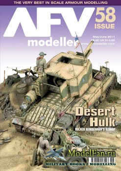 AFV Modeller - Issue 58 (May/June) 2011