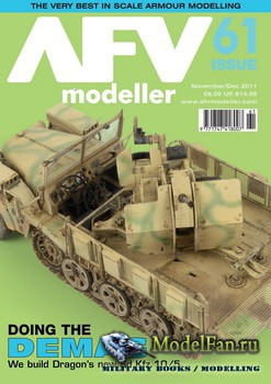 AFV Modeller - Issue 61 (November/December) 2011