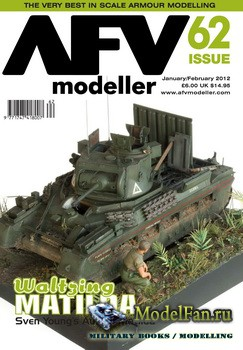 AFV Modeller - Issue 62 (January/February) 2012