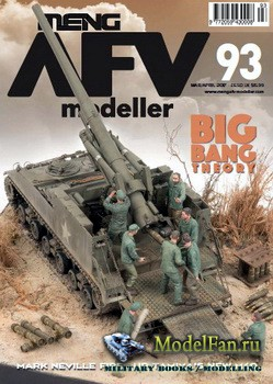 AFV Modeller - Issue 93 (March/April) 2017