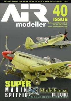 AIR Modeller - Issue 40 (February/March) 2012