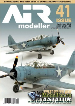 AIR Modeller - Issue 41 (April/May) 2012