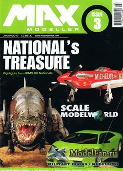 MAX Modeller - Issue 3 (January) 2010