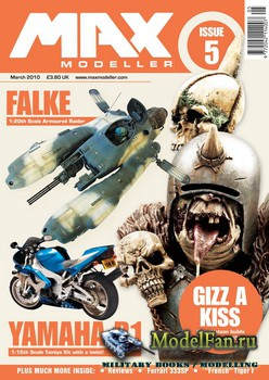 MAX Modeller - Issue 5 (March) 2010