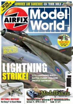 Airfix Model World - Issue 40 (March 2014)