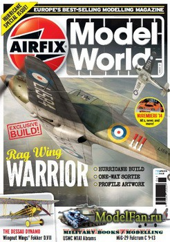 Airfix Model World - Issue 41 (April 2014)
