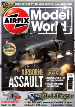 Airfix Model World - Issue 43 (June 2014)