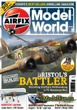 Airfix Model World - Issue 44 (July 2014)