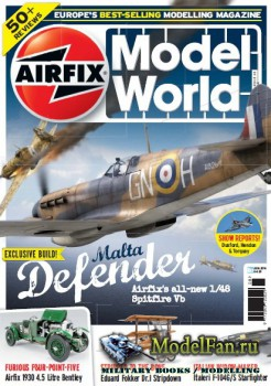 Airfix Model World - Issue 45 (August 2014)