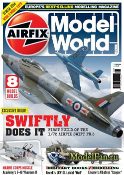Airfix Model World - Issue 46 (September 2014)