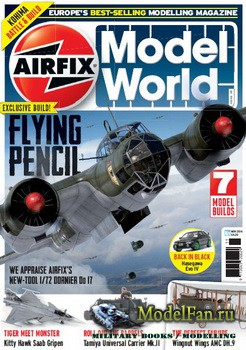 Airfix Model World - Issue 48 (November 2014)