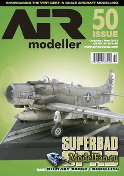 AIR Modeller - Issue 50 (October/November) 2013