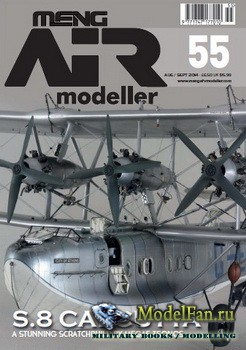 AIR Modeller - Issue 55 (August/September) 2014