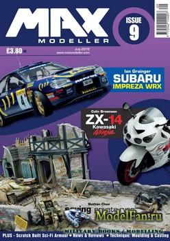 MAX Modeller - Issue 9 (July) 2010