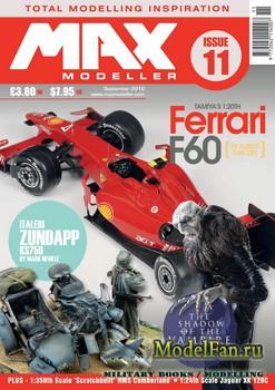 MAX Modeller - Issue 11 (September) 2010