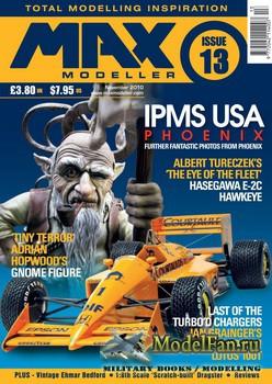 MAX Modeller - Issue 13 (November) 2010
