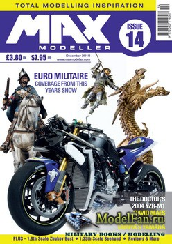 MAX Modeller - Issue 14 (December) 2010